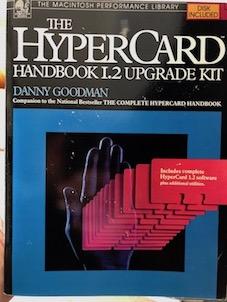 The HyperCard Handbook Upgrade Kit