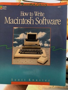 How to write Macintosh Software