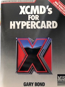 XCMDs for HyperCard