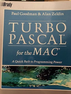Turbo Pascal for the MAC